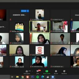 PKKMB Daring Jalur SBMPTN FIS Dihadiri 450 Mahasiswa Baru
