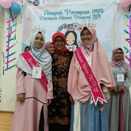 Anugerah Perempuan FMIPA : Jadilah Perempuan Aktivis dan Prestatif