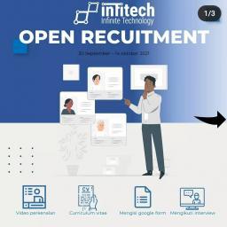 UK Infitech UNP Mengadakan Open Recruitment