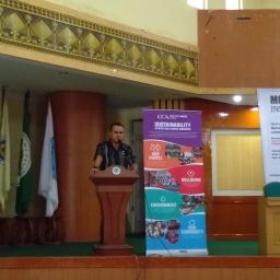 Talkshow KWU HIPMI UNP: Berbagi Inspirasi dan Semangat Menghadapi Revolusi Industri 4.0