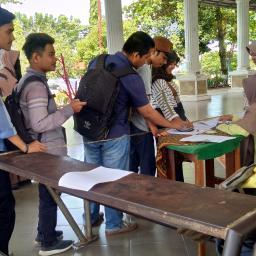 Pemilu di Bulan Ramadhan, Antusias Masyarakat FBS Kurang