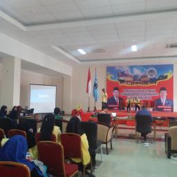 425 Proposal PKM UNP ikuti Monev Eksternal