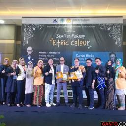 Seminar Make Up Bersama Arman Armano...