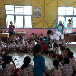 Peduli Matobe, Tim Dosen Teknik Sipil Bersama LP2M UNP Adakan Program Nagari Binaan