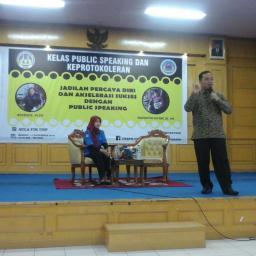 Keterampilan Komunikasi, Modal Utama Public Speaking