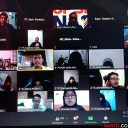 BEM KM UNP Mengadakan Talk Show Internasional Ragam Budaya Secara Virtual