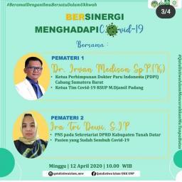 Ira Tri Dewi, Penyintas Covid-19 Berbagi Cerita