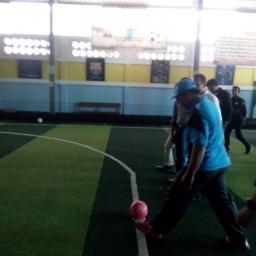 Turnamen Futsal IMAPAR CUP 2018, Tim Acak-Acak Raih Kemenangan