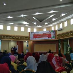 Jurusan PLB UNP Gelar Kuliah Umum