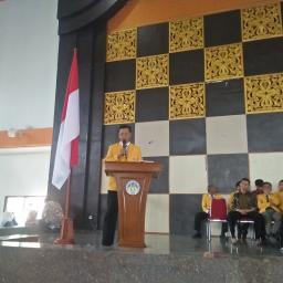 Sebanyak 486 Maba FIK UNP Mengikuti PKKMB Mandiri dan Prestasi 2019