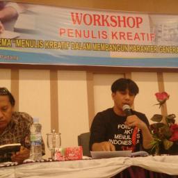 Workshop Menulis Kreatif Bersama Redaktur Majalah Horison