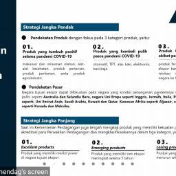 Strategi Peningkatan Ekspor Selama dan Pasca Pandemi Covid-19