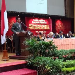 Genius Umar : Kemajuan Daerah Tergantung Kemajuan Pendidikan