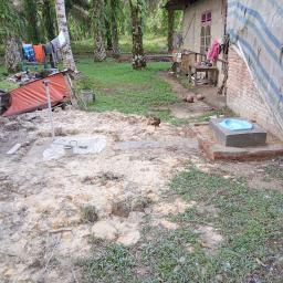 Warga Tabek Jaya Dapatkan Bantuan Wc Gratis dari Pemerintah