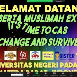 Bidang Kemuslimahan UKK adakan Muslimah...