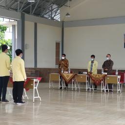 Pelantikan BEM KM UNP: Harapan untuk Pemimpin yang Bisa Mengayomi Mahasiswa
