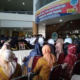 UNP Berduka: Meninggalnya Prof. Kasman Rukun, M.Pd