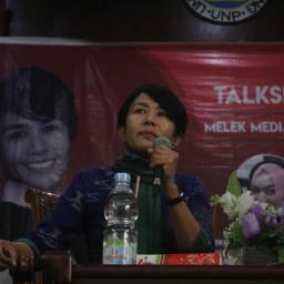 Menjadi Jurnalis ala Desi Anwar