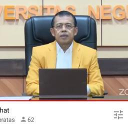 Jurusan Sejarah Adakan Webinar Mengenang Mestika Zed dan Pengukuhan Iluni Sejarah IKIP/UNP