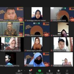 FKPWI Mengadakan Webinar Sharing Organisasi dan Prestasi