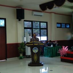 Paus Iskarni: Mahasiswa Perlu...
