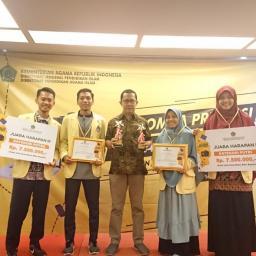 Raih Juara Harapan I, Aysi Harapkan Adanya Perluasan Wawasan Islam