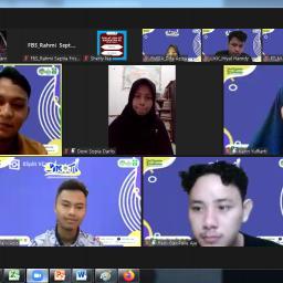 Talkshow UKK : Kuliah Penting, Organisasi Juga Perlu