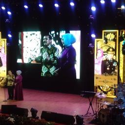 Telah Menjabat Tiga Tahun, Fakhrizal Dilepas dengan Malam Pisah Sambut