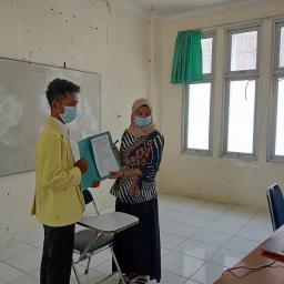 Sertijab Kepengurusan HMJ PLS FIP UNP Periode 2020-2021