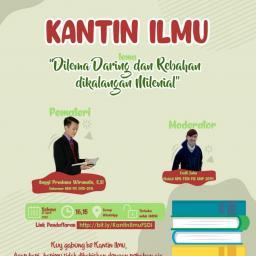 Adakan Diskusi Online, FSDI Angkat Tema Dilema Daring dan Rebahan di Kalangan Milineal
