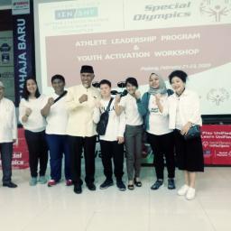 Special Olympics Indonesia Bekali Siswa Disabilitas Intelektual Kota Padang