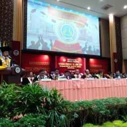 Wisuda 115: UNP Lepas 938 Wisudawan dan Wisudawati