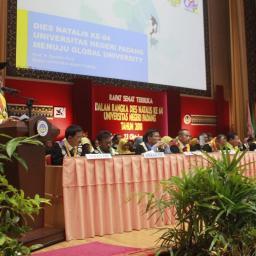 UNP Beri Gelar Honor Causa untuk Mantan...