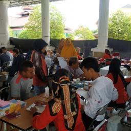 Mahasiswa PPPG-SM3T UNP Berhasil Kumpulkan 127 Kantong Darah