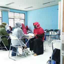 SKK Ganto Melaksanakan Ujian Wawancara Angkatan Ke-26