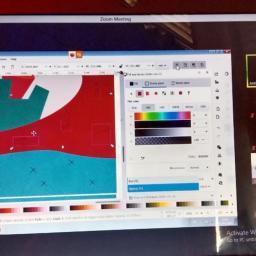 Pelatihan Desain BEM KM UNP Diadakan Secara Virtual
