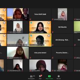 Adakan Pekan Karir Nasional, UPKK UNP Edukasi Mahasiswa Persiapkan Karir di Masa Pandemi