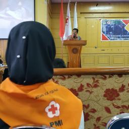 KSR PMI UNP Tumbuhkan Jiwa Relawan...