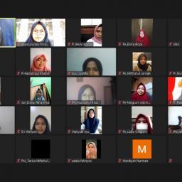 APPU 2021: Meningkatkan Jiwa Kartini Mahasiswi PGSD UNP