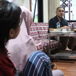 Abdul Azis: Bekerja Butuh Passion
