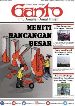 Tabloid Ganto Edisi 217 : Meniti Rancangan Besar